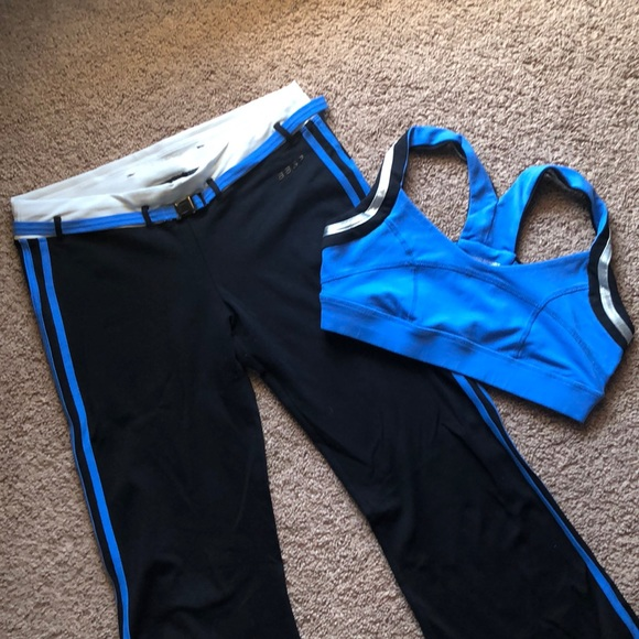 Bebe Sport Outfit w/ Matching Jacket